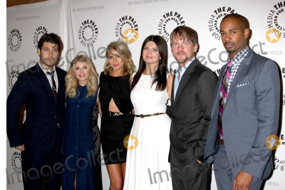 Adam Pally Photo - LOS ANGELES - OCT 16  Adam Pally Elisha Cuthbert Eliza Coupe Casey Wilson Zachary Knighton and Damon Wayans Jr arrives at  An Evening With Happy Endings And Dont Trust The B---- In Apartment 23 at Paley Center For Media on October 16 2012 in Beverly Hills CA