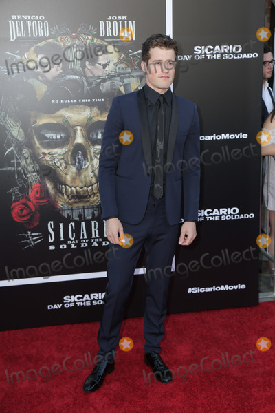 Jake Picking Photo - LOS ANGELES - JUN 26  Jake Picking at the Sicario Day Of The Soldado Premiere at the Village Theater on June 26 2018 in Westwood CA