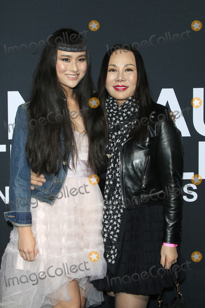 Asia Chow Photo - LOS ANGELES - FEB 10  Asia Chow Eva Chow at the SAINT LAURENT At The Palladium at the Hollywood Palladium on February 10 2016 in Los Angeles CA
