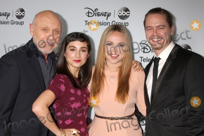 Amanda Fuller Photo - LOS ANGELES - JAN 17  Hector Elizondo Molly Ephraim Amanda Fuller Christoph Sanders at the Disney-ABC Television Group 2014 Winter Press Tour Party Arrivals at The Langham Huntington on January 17 2014 in Pasadena CA