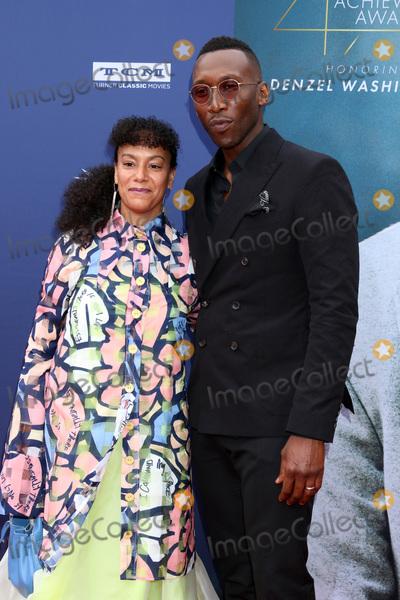 Amatus Sami-Karim Photo - LOS ANGELES - JUN 6  Amatus Sami-Karim Mahershala Ali at the  AFI Honors Denzel Washington at the Dolby Theater on June 6 2019 in Los Angeles CA