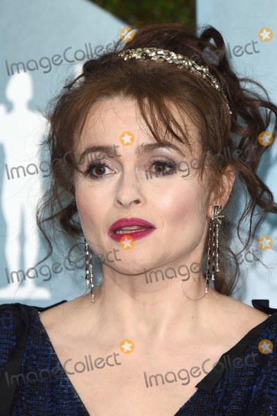 Helena Bonham Photo - LOS ANGELES - JAN 19  Helena Bonham Carter at the 26th Screen Actors Guild Awards at the Shrine Auditorium on January 19 2020 in Los Angeles CA