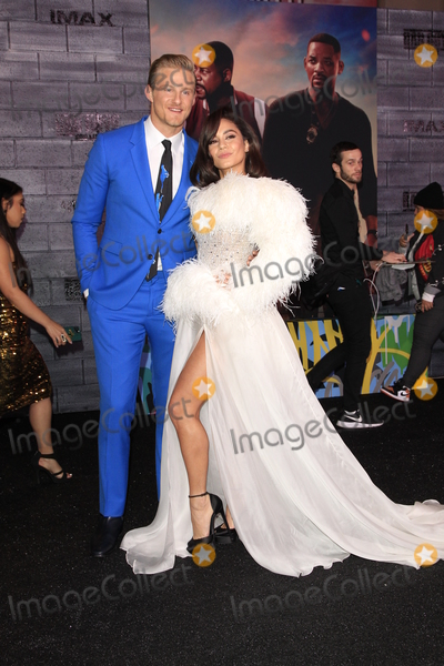 Alexander Ludwig Photo - LOS ANGELES - JAN 14  Alexander Ludwig Vanessa Hudgens at the Bad Boys for Life Premiere at the TCL Chinese Theater IMAX on January 14 2020 in Los Angeles CA