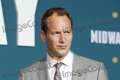 Patrick Wilson Photo - LOS ANGELES - NOV 5  Patrick Wilson at the Midway Premiere at the Village Theater on November 5 2019 in Westwood CA
