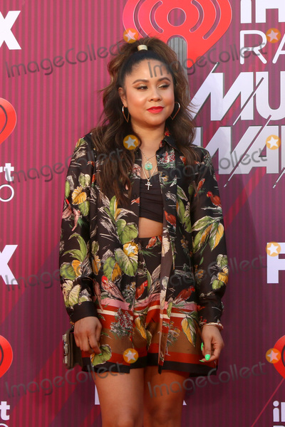 Angela Yee Photo - LOS ANGELES - MAR 14  Angela Yee at the iHeart Radio Music Awards - Arrivals at the Microsoft Theater on March 14 2019 in Los Angeles CA