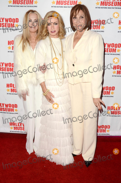 Michele Lee Photo - LOS ANGELES - JAN 18  Joan Van Ark Donna Mills Michele Lee at the 40th Anniversary of Knots Landing Exhibit at the Hollywood Museum on January 18 2020 in Los Angeles CA