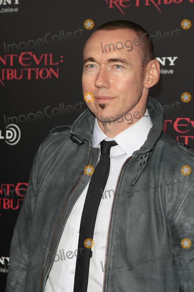 Kevin Durand Photo - LOS ANGELES - SEP 12  Kevin Durand arrives at the Resident Evil Retribution Premiere at Regal Cinemas LA Live on September 12 2012 in Los Angeles CA