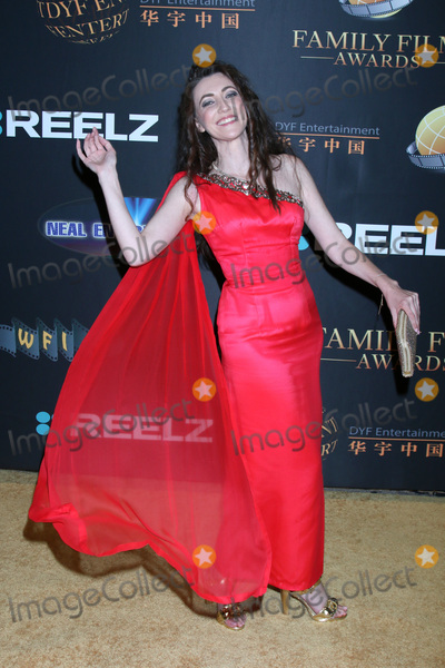 Amber Martinez Photo - LOS ANGELES - MAR 24  Amber Martinez at the 14th Family Film Awards at the Universal Hilton Hotel on March 24 2021 in Universal City CA