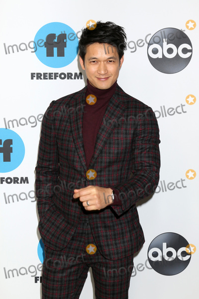 Harry Shum Photo - LOS ANGELES - FEB 5  Harry Shum Jr at the Disney ABC Television Winter Press Tour Photo Call at the Langham Huntington Hotel on February 5 2019 in Pasadena CA