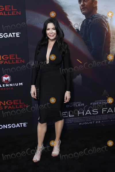 Christa Campbell Photo - LOS ANGELES - AUG 21  Christa Campbell at the Angel Has Fallen Premiere at the Village Theater on August 21 2019 in Westwood CA