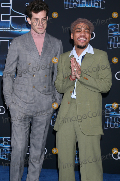 Mark Ronson Photo - LOS ANGELES - DEC 4  Mark Ronson Anderson Paak at the Spies in Disguise Premiere at El Capitan Theater on December 4 2019 in Los Angeles CA
