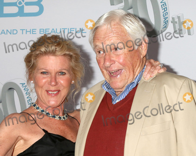 Alley Mills Photo - LOS ANGELES - MAR 18  Alley Mills Orson Bean at the The Bold and The Beautiful 30th Anniversary Party at Cliftons Downtown on March 18 2017 in Los Angeles CA