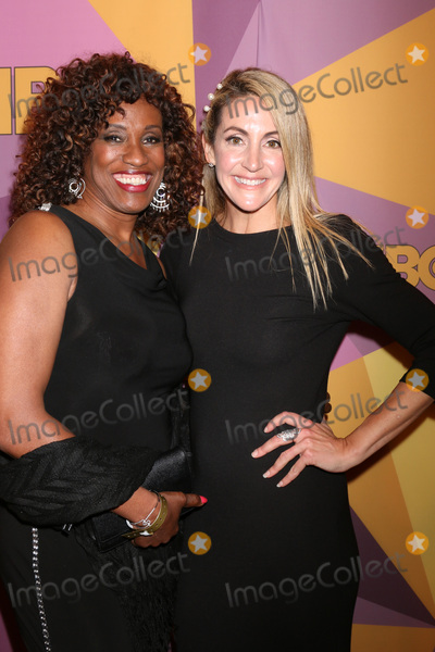 Jackie Joyner Photo - LOS ANGELES - JAN 7  Jackie Joyner-Kersee Summer Sanders at the HBO Post Golden Globe Party 2018 at Beverly Hilton Hotel on January 7 2018 in Beverly Hills CA