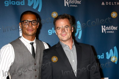 Nathan Owens Photo - LOS ANGELES - APR 20  Nathan Owens Wally Kurth arrives at the 2013 GLAAD Media Awards at the JW Marriott on April 20 2013 in Los Angeles CA