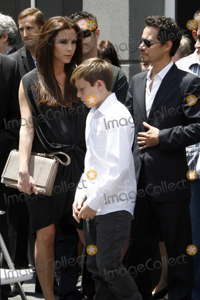 Brooklyn Beckham Photo - LOS ANGELES - MAY 23  Victoria Beckham Brooklyn Beckham Marc Anthony at the Simon Fuller Hollywood Walk Of Fame Star Ceremony at W Hotel - Hollywood on May 23 2011 in Los Angeles CA