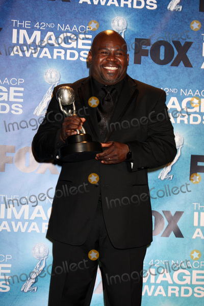 David Mann Photo - LOS ANGELES -  4 David Mann in the Press Room of the 42nd NAACP Image Awards at Shrine Auditorium on March 4 2011 in Los Angeles CA