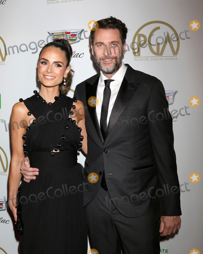 Andrew Form Photo - LOS ANGELES - JAN 19  Jordana Brewster Andrew Form at the 2019 Producers Guild Awards at the Beverly Hilton Hotel on January 19 2019 in Beverly Hills CA