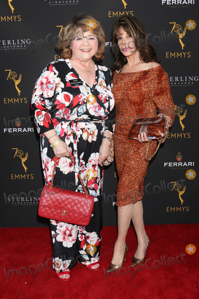 Kate Linder Photo - LOS ANGELES - AUG 22  Patrika Darbo Kate Linder at the Daytime Peer Group ATAS Reception at the Television Academy on August 22 2018 in North Hollywood CA