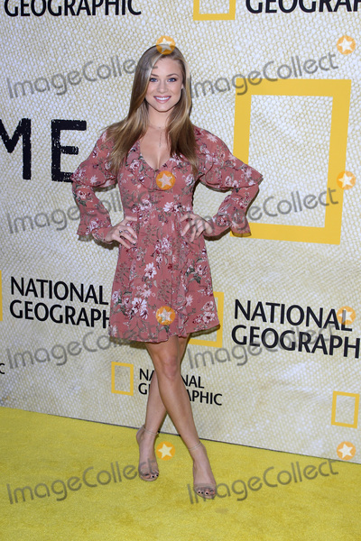 Nikki Leigh Photo - LOS ANGELES - OCT 30  Nikki Leigh at the The Long Road Home Premiere Screening at the Royce Hall UCLA  on October 30 2017 in Westwood CA