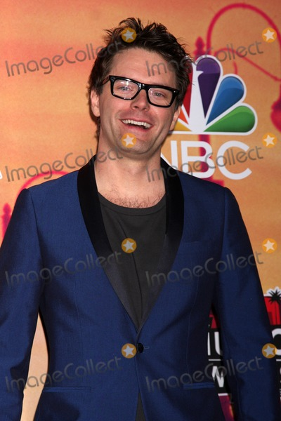 Bobby Bones Photo - LOS ANGELES - MAY 1  Bobby Bones at the 1st iHeartRadio Music Awards Press Room at Shrine Auditorium on May 1 2014 in Los Angeles CA
