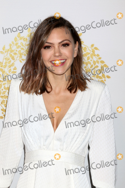 Aimee Teegarden Photo - LOS ANGELES - FEB 9  Aimee Teegarden at the Hallmark Winter 2019 TCA Event at the Tournament House on February 9 2019 in Pasadena CA