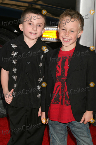 Atticus Shaffer Photo - Atticus Shaffer  Jae Head arriving at Graumans Chinese Theater for  the premiere of Hancock in Los Angeles CA onJune 30 2008