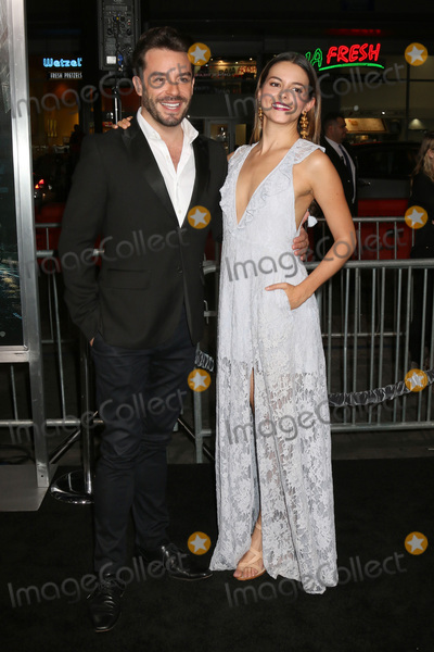 Juan Pablo Photo - LOS ANGELES - OCT 16  Juan Pablo Espinosa Julieth Restrepo at the Geostorm Premiere at the TCL Chinese Theater IMAX on October 16 2017 in Los Angeles CA