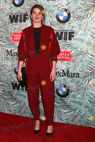 GABBY HOFFMAN Photo - LOS ANGELES - FEB 24  Gabby Hoffman at the 10th Annual Women in Film Pre-Oscar Cocktail Party at Nightingale Plaza on February 24 2017 in Los Angeles CA