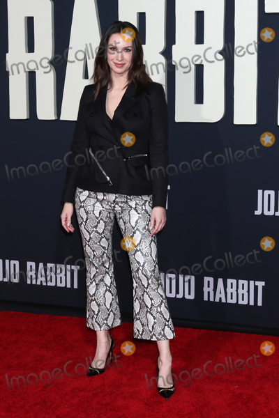 Alixandra von Renner Photo - LOS ANGELES - OCT 15  Alixandra von Renner at the Jojo Rabbit Premiere at the American Legion Post 43 on October 15 2019 in Los Angeles CA
