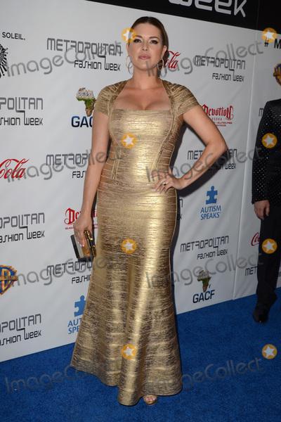 Alicia Machado Photo - LOS ANGELES - OCT 1  Alicia Machado at the Metropolitan Fashion Week Closing Gala and Awards Show at the Warner Brothers Studios on October 1 2016 in Burbank CA