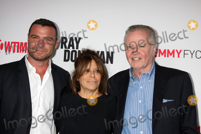 Ann Biderman Photo - LOS ANGELES - APR 28  Liev Schreiber Ann Biderman Jon Voight at the Ray Donovan ATAS screening  Panel Discussion at Television Academy on April 28 2014 in North Hollywood CA