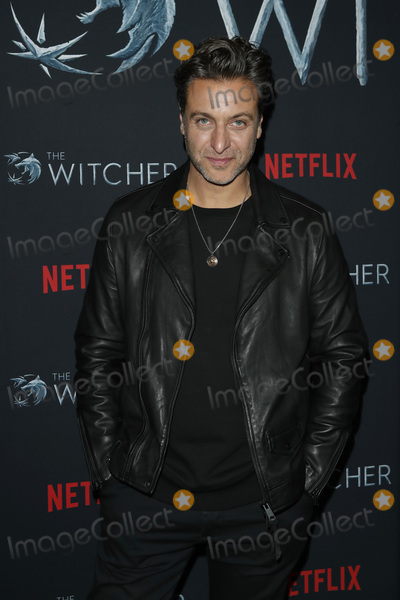 Adam Levy Photo - LOS ANGELES - DEC 3  Adam Levy at the The Witcher Premiere Screening at the Egyptian Theater on December 3 2019 in Los Angeles CA