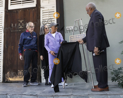 Dionne Warwick Photo - LOS ANGELES - JAN 28  Ken Kragen Gina Belafonte Dionne Warwick Lloyd Greig at the 35th Anniversary of We Are The World at the Henson Recording Studios on January 28 2020 in Los Angeles CA