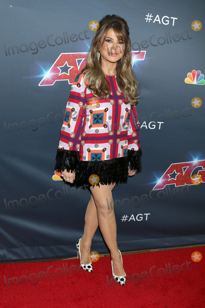 Paula Abdul Photo - LOS ANGELES - SEP 18  Paula Abdul at the Americas Got Talent Season 14 Finale Red Carpet at the Dolby Theater on September 18 2019 in Los Angeles CA