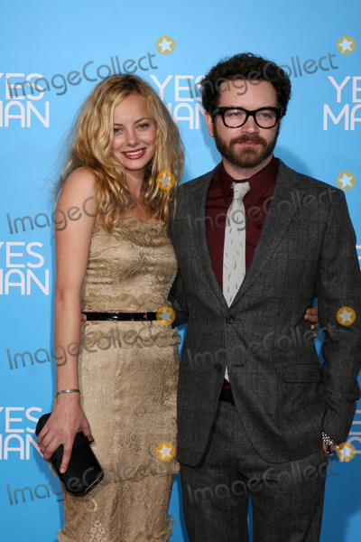 Danny Masterson Photo - Bijou Phillips  Danny Masterson arriving at the LA  Premiere of YESman at the Manns Village Theater in Westwood CA on December 17 2008
