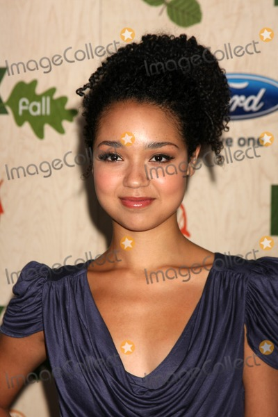 Aisha Dee Photo - LOS ANGELES - SEP 12  Aisha Dee arriving at the 7th Annual Fox Fall Eco-Casino Party at The Bookbindery on September 12 2011 in Culver City CA