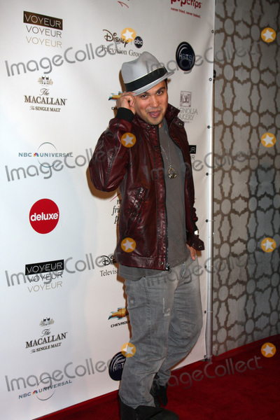 Michael Copon Photo - LOS ANGELES - DEC 7  Michael Copon arrives at the Junior Hollywood Radio and Television Society 8th Annual Young Hollywood Holiday Party at Voyeur on December 7 2010 in West Hollywood CA