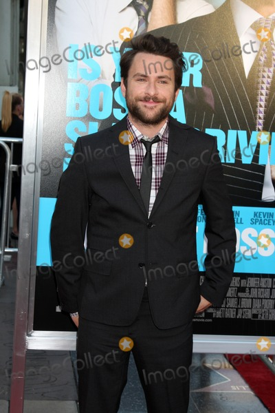 Charlie Day Photo - LOS ANGELES - JUN 30  Charlie Day arriving at the Horrible Bosses Premiere at Graumans Chinese Theater on June 30 2011 in Los Angeles CA