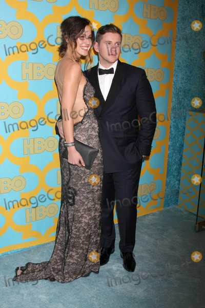 Charlie Webster Photo - LOS ANGELES - JAN 11  Charlie Webster Allen Leech at the HBO Post Golden Globes Party at a Beverly Hilton on January 11 2015 in Beverly Hills CA