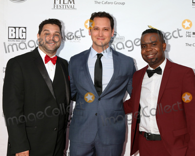 Delious Kennedy Photo - LOS ANGELES - SEP 30  Ron Truppa Matt McGorry Delious Kennedy at the Catalina Film Festival - September 30 2017 at the Casino on Catalina Island on September 30 2017 in Avalon CA