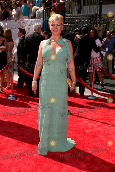 Allison Sweeney Photo - Allison Sweeney arriving at the Daytime Emmys 2008 at the Kodak Theater in Hollywood CA onJune 20 2008