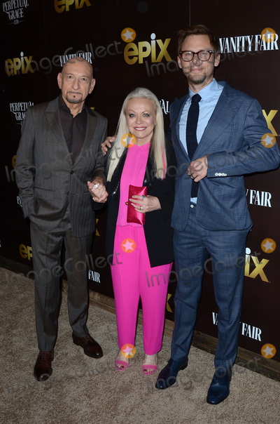 Jimmy Simpson Photo - LOS ANGELES - MAY 21  Ben Kingsley Jacki Weaver Jimmi Simpson_ at the Perpetual Grace LTD Los Angeles Premiere at the Linwood Dunn Theater on May 21 2019 in Los Angeles CA