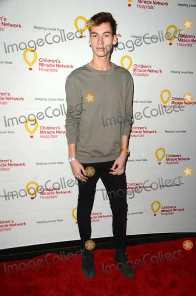 Jack Baran Photo - LOS ANGELES - DEC 12  Jack Baran at the Childrens Miracle Network Winter Wonderland Ball at the Avalon Hollywood on December 12 2015 in Los Angeles CA