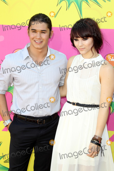 Fivel Stewart Photo - LOS ANGELES - MAR 23  BooBoo Stewart Fivel Stewart arrives at Nickelodeons 26th Annual Kids Choice Awards at the USC Galen Center on March 23 2013 in Los Angeles CA