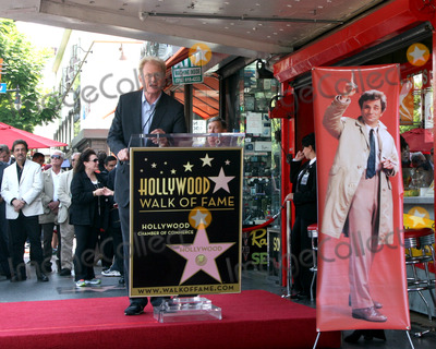 Peter Falk Photo - LOS ANGELES - JUL 25  Ed Begley Jr at the Peter Falk Posthumous Walk of Fame Star ceremony at the Hollywood Walk of Fame on July 25 2013 in Los Angeles CA