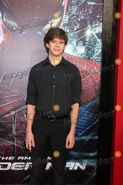 Andy Gladbach Photo - LOS ANGELES - JUN 28  Andy Gladbach arrives at the The Amazing Spider-Man Premiere at Village Theater on June 28 2012 in Westwood CA