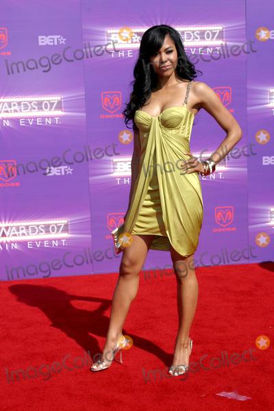 Amerie Photo - AmerieBET Awards 2007Shrine AuditoriumLos Angeles CAJune 26 2007