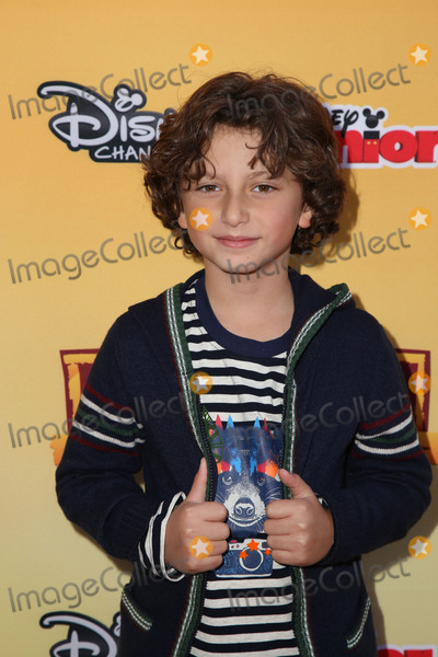 August Maturo Photo - LOS ANGELES - NOV 14  August Maturo at the The Lion Guard Return Of The Roar Screening at the Walt Disney Studios on November 14 2015 in Burbank CA