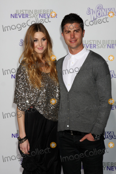 Ben Nemtin Photo - LOS ANGELES - FEB 8  Whitney Port Ben Nemtin  arrives at the Never Say Never Premiere at Nokia Theater  on February 8 2011 in Los Angeles CA