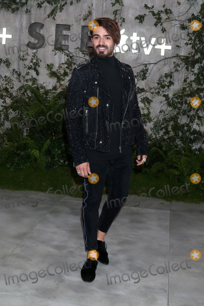 Andres Mejia Photo - LOS ANGELES - OCT 21  Andres Mejia Vallejo at the Apple TVs See Premiere Screening at the Village Theater on October 21 2019 in Westwood CA